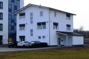 Bürohaus Massivhaus Köln