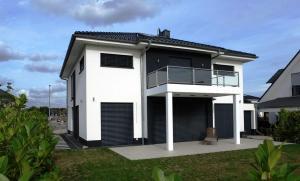 Stadtvilla Massivhaus Wesseling