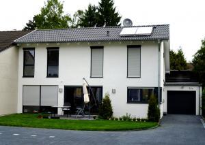 Doppelhaushälfte Massivhaus Bergisch Gladbach